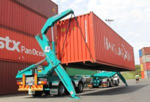 crane side load