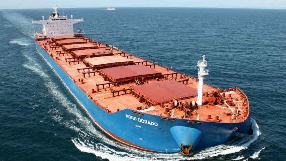 buques graneleros