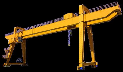 crane gantry 3d