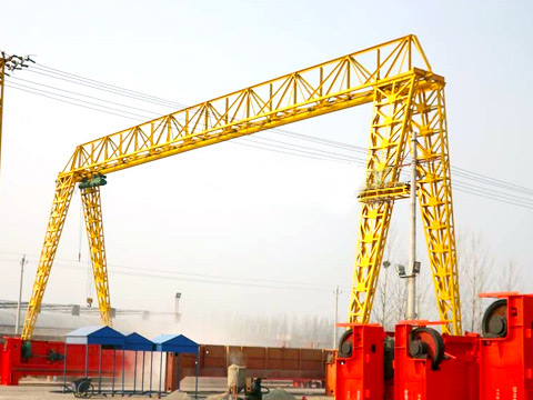 crane latticed, Gantry Crane Design