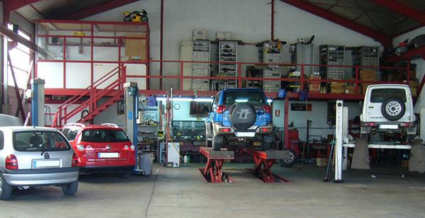 taller automotriz