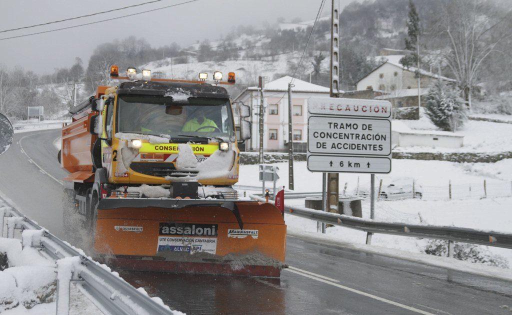 camion quitanieves