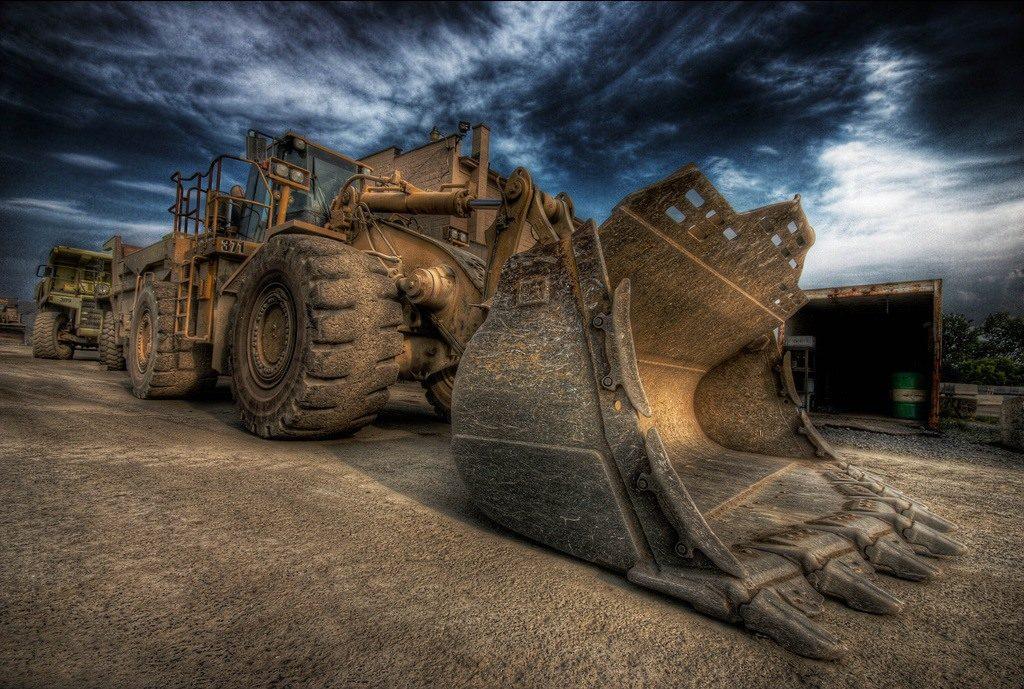 maquinaria pesada