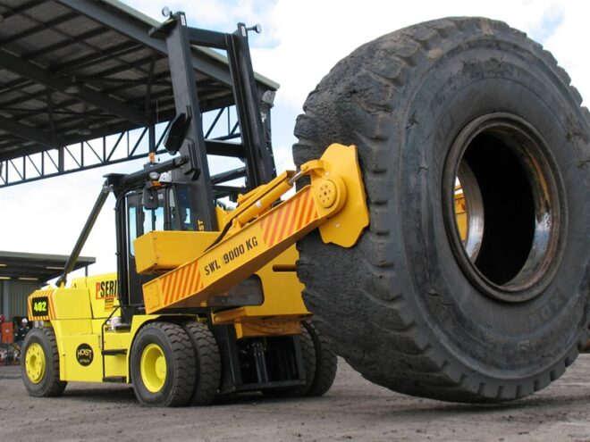 FORKLIFT LIFTING CAPACITY ▷ high capacity forklift loader