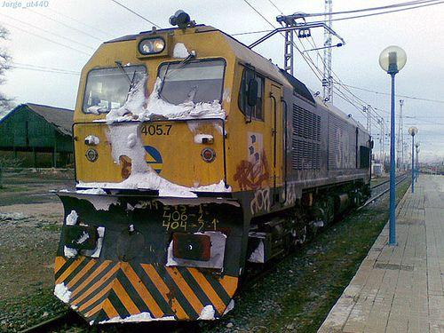 ferrocarril quitanieves
