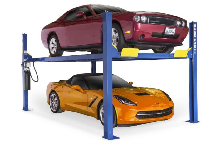 Elevador para carros