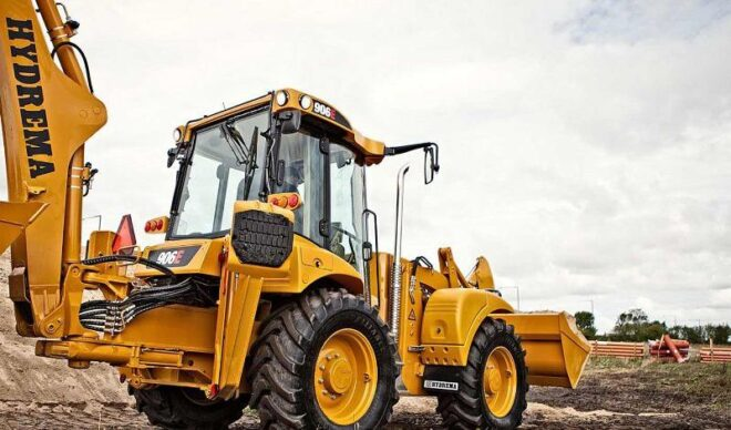 WHAT IS A BACKHOE LOADER