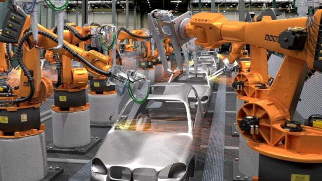 robots manipuladores