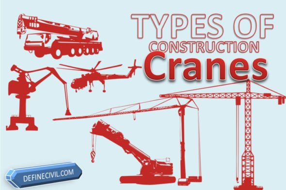 types of cranes, crane models, collage cranes, construction cranes, industrial cranes