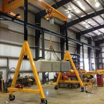 Adjustable Gantry Crane