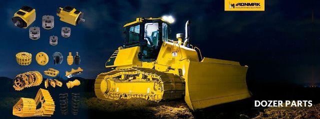 yellow machinery