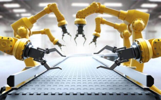 Fabricantes de Robots Industriales