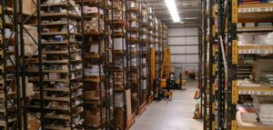 Tipos de almacenamiento logística