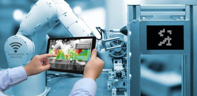 Automatización y Robotica Industrial