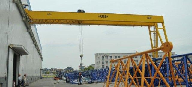 Gantry Crane, Construction Industry,  Gantry Crane Specification, Gantry Crane Parts, Mobile crane, Gantry Crane Design