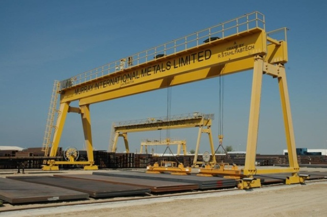 Fixed cranes, Gantry Crane Design