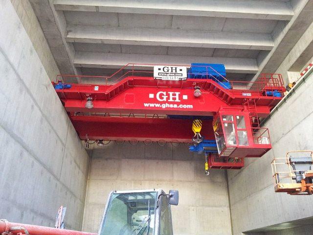 Overhead Crane Hoist