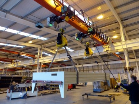 Overhead Crane Parts