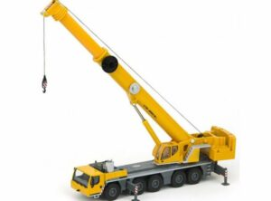 telescopic crane 3D