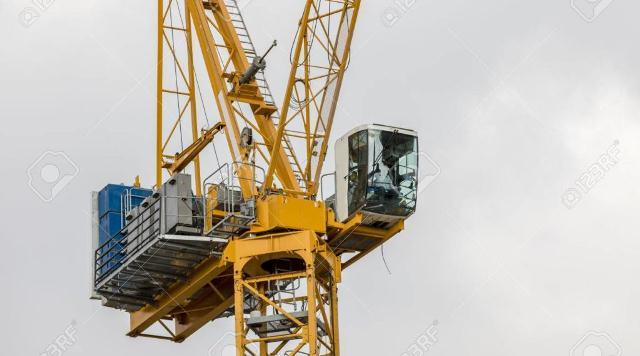Tower Crane Cab