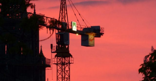 part of tower crane, contraflecha, Tower Crane Equipment