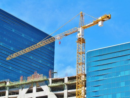 TOWER CRANE SPECIFICATIONS ▷ How a tower crane is erected?
