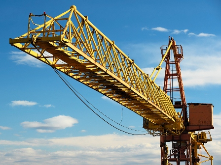 Types of Tower Cranes