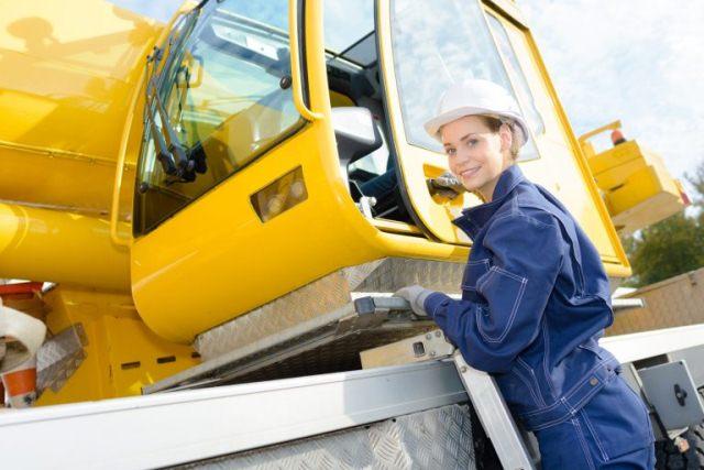 Union crane operator salary