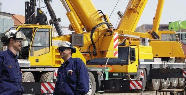 Crane Operator Salary