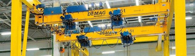 Overhead crane specifications