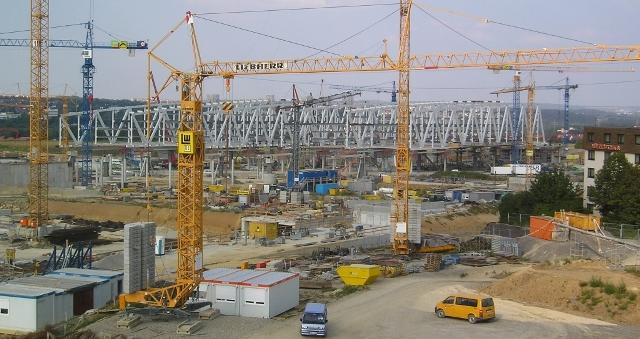 Liebherr Crane Models