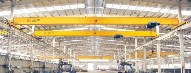 What Is Overhead Crane Types Parts And Design Of Cranes