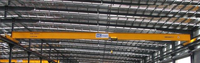 Top overhead crane manufacturers