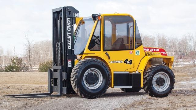 Rough Terrain Forklift Manufacturers
