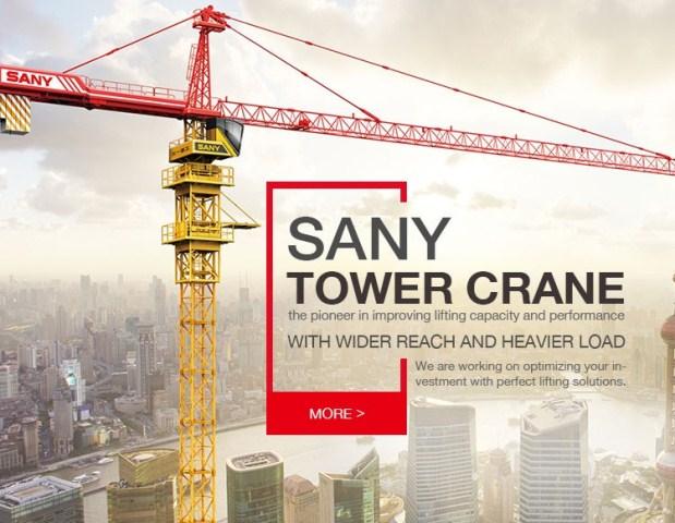 SANY CONSTRUCTION EQUIPMENT