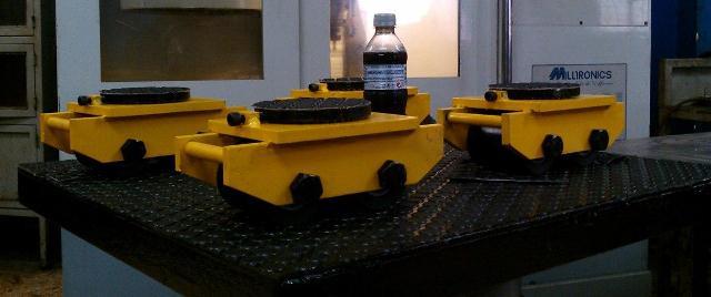Tortugas para carga pesada