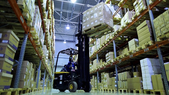 Warehouse Forklift Types