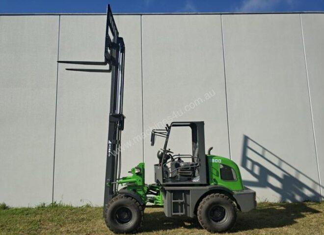 Forklift Mast Types