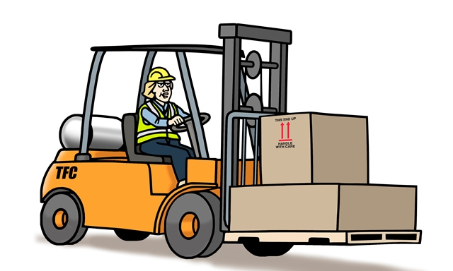 How long does it take to get forklift certified