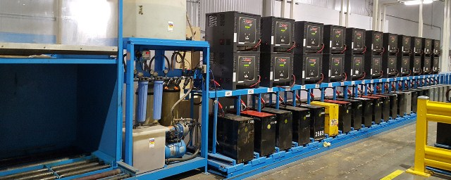 Reconditioned Forklift Battery