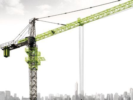 Tower crane dimensions