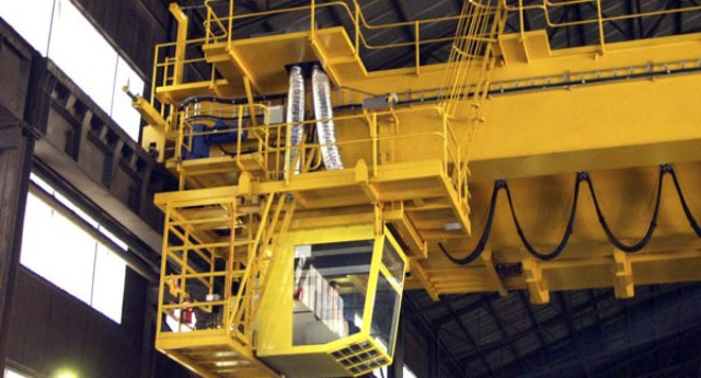 Overhead crane risk assessment