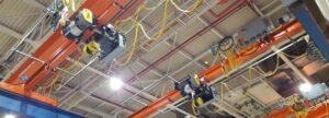 Overhead crane risk assessment