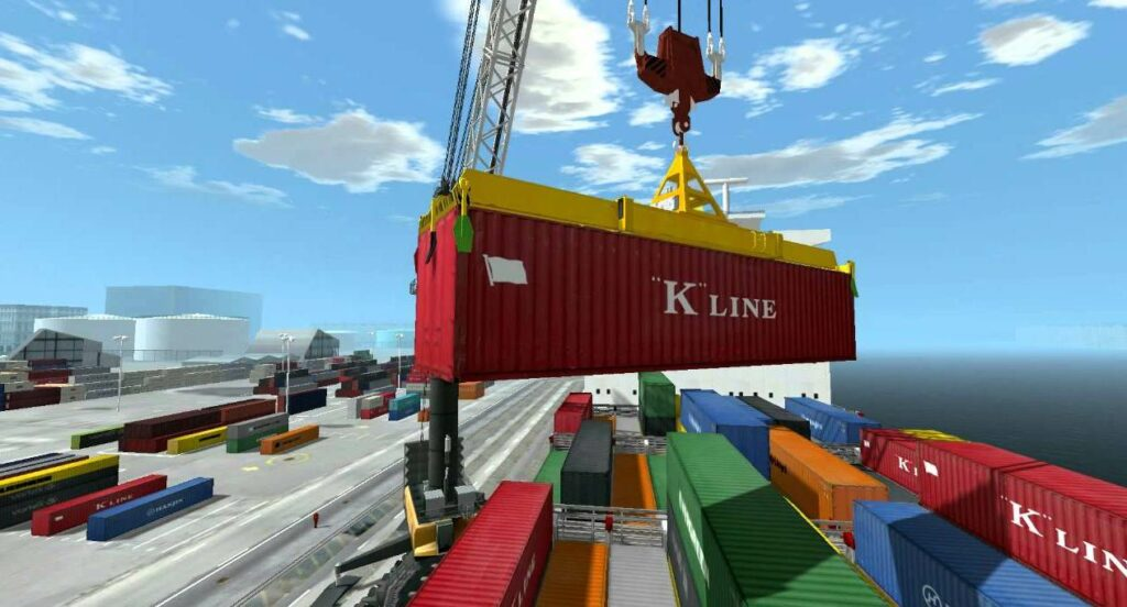 Crane Operator Simulator