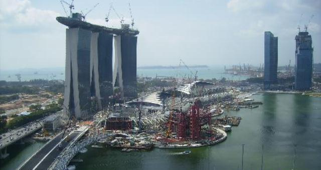 SINGAPORE ▷ List of construction companies in singapore
