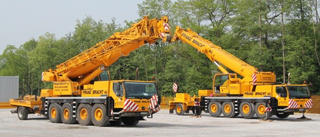 Telescopic Crane Boom