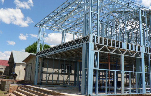 Construcción Steel Framing