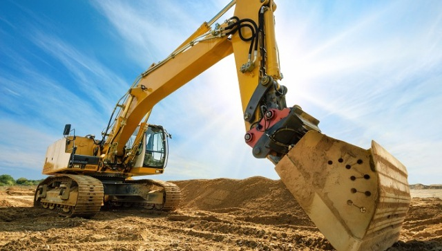 Types of Construction Equipments