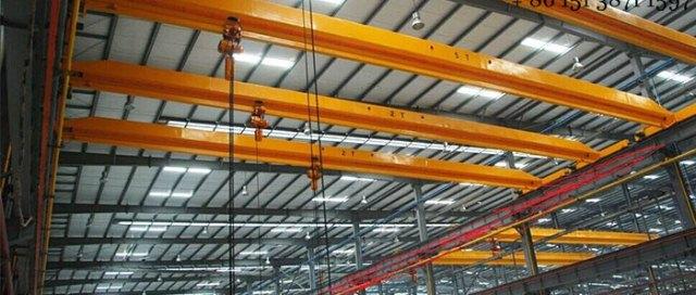 Chain Pulley Hoist overhead