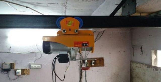 Electric Hoist Trolley